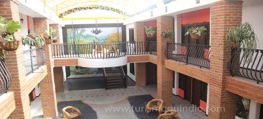 Hotel Salento Real - Quindio - Colombia
